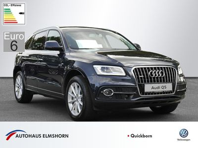 gebraucht Audi Q5 3.0 TDI clean diesel quattro S line EU6
