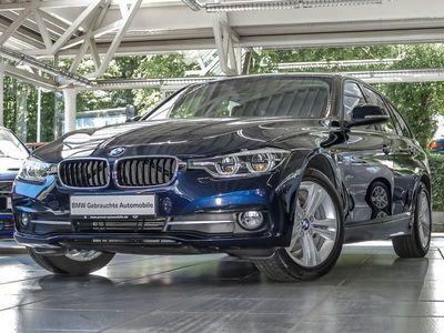 gebraucht BMW 318 3er d xDrive Touring Sport Line