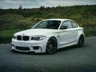 gebraucht BMW 1M Coupé Carbon Extras als Sportwagen/Coupé in Haltern am See