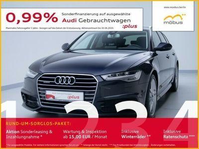 gebraucht Audi A6 Avant 3.0 TDI S-TRO*QU*LEDER*HUD*PANO*PDC*SHZ