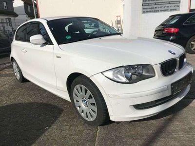 gebraucht BMW 116 116 Baureihe 1 Lim. i. Euro 5.