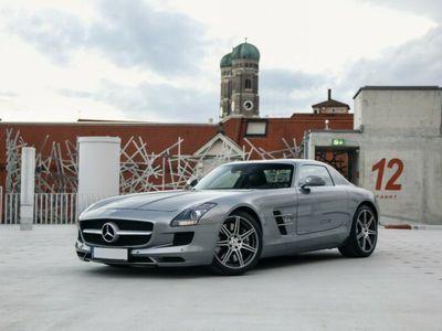 gebraucht Mercedes SLS AMG Coupe AMG SPEEDSHIFT DCT