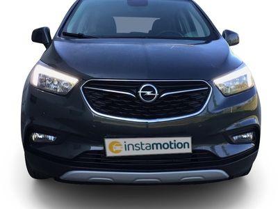 gebraucht Opel Mokka X Mokka1.6 D Edition 4x4 Klima ABS ESP ZV