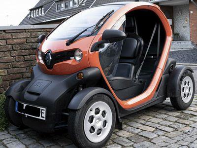 gebraucht Renault Twizy Urban (zzgl Batteriemiete) als Kleinwagen in Grevenbroich