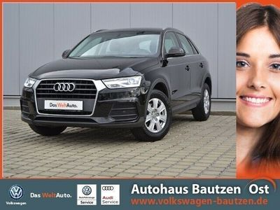 gebraucht Audi Q3 1.4 TFSI (150 PS) S-tronic XENON/APS/CONNECTIVITY
