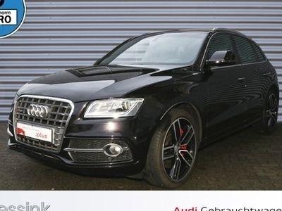 gebraucht Audi SQ5 Plus 3.0 TDI quattro*Standheizung*Navi*AHK* Xenon