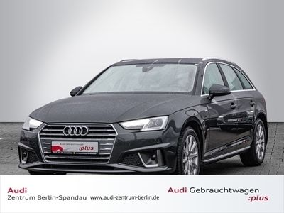 gebraucht Audi A4 Avant 35TDI S line S tro. *STANDH*NAVI+*AHK*