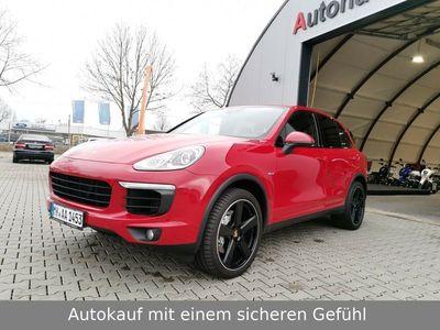 """gebraucht Porsche Cayenne S DieselEU6 Sportsitze LED BOSE PASM 21"""""""