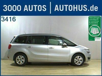 gebraucht Citroën Grand C4 Picasso / SpaceTourer 1.6 BlueHDI 7-Sitze Navi Pano