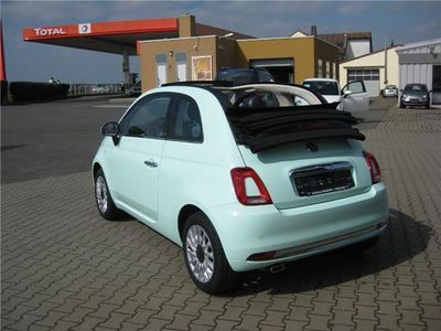 gebraucht Fiat 500C 1.2 8V Lounge *NSW/PDC/Klimaautomatik/City-Paket