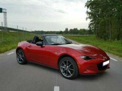 gebraucht Mazda MX5 ND skyaktiv 160 PS Cabrio