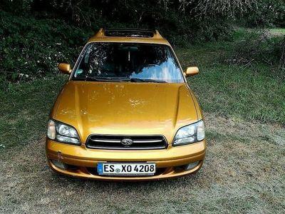 gebraucht Subaru Legacy 2.5 4WD GX