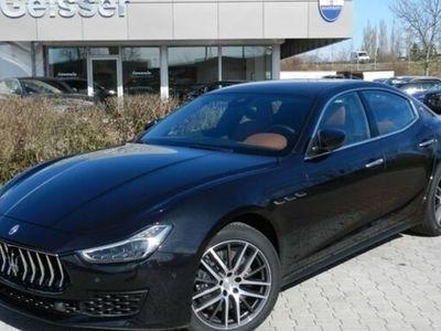 gebraucht Maserati Ghibli Diesel Automatik LED DAB Totwinkel