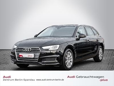 gebraucht Audi A4 Avant 40 TFSI Sport S tronic *NAVIplus*GRA*SHZ*