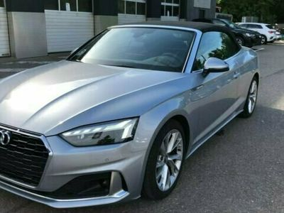gebraucht Audi A5 Cabriolet 40TFSI adv. LED NAVI LEDER APP uvm.