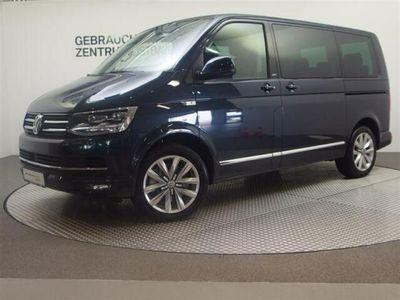 gebraucht VW Multivan T6DSG Join Stdhzg+LED+Navi+el.STüren