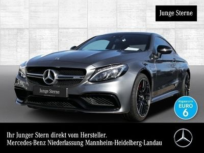 gebraucht Mercedes C63 AMG AMG Cp. Keramik Driversp Perf-Sitze Perf-Lenk