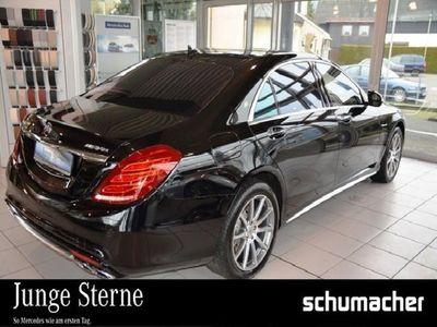gebraucht Mercedes S63 AMG AMG 4MATIC Limousine lang