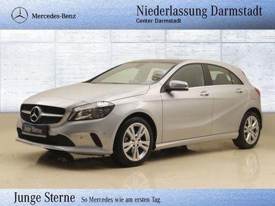 gebraucht Mercedes A180 Style Garmin Panorama SHZ Sitzkomf.
