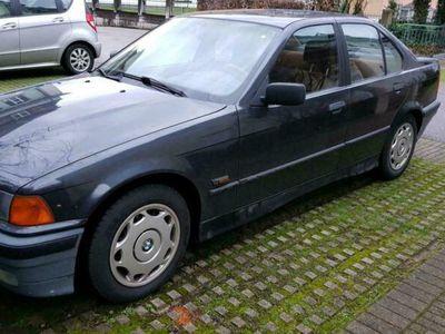 gebraucht BMW 316 i E36 ohne TÜV