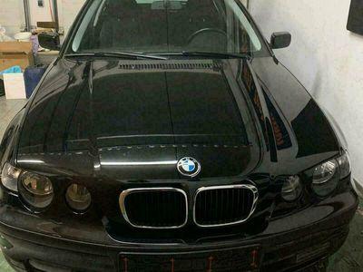 gebraucht BMW 316 Compact E46 Compact ti neue Inspektion und... als Sportwagen/Coupé in Rennerod