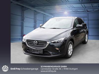 gebraucht Mazda CX-3 AWD Automatik Exclusive-Line Navi