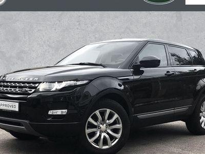 gebraucht Land Rover Range Rover evoque SD4 Pure