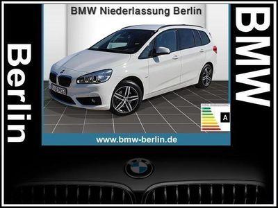 gebraucht BMW 218 Gran Tourer d Sport Line Navi LED Parkassist