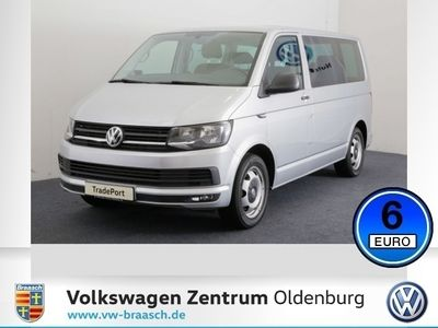 gebraucht VW Multivan T6Klima,Navi,StandHz.,SHZ,PDC,GRA