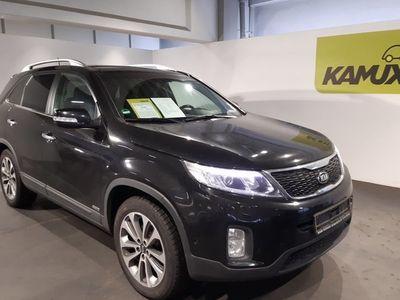gebraucht Kia Sorento 2.2 CRDi Aut. Spirit 4WD 7-Sitzer +AHK +Panorama +Navi +Bi-Xenon +Leder