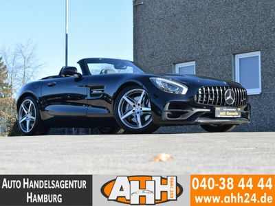gebraucht Mercedes AMG GT R ROADSTER BURMESTER LED AIRSC KAM 1H BRD