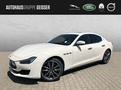 gebraucht Maserati Ghibli Automatik ACC Schiebedach 360°Kamera