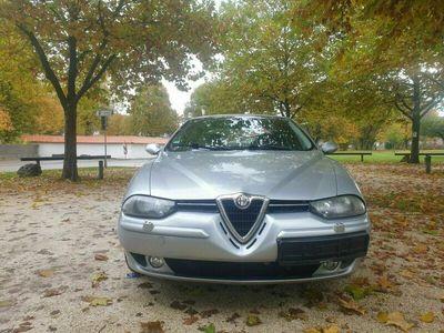 gebraucht Alfa Romeo 156 2.0 16V Selespeed LEDER/BOSE TÜV bis 05/2022