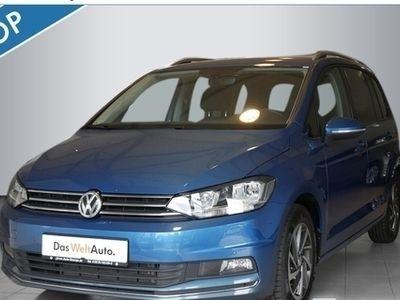 gebraucht VW Touran Sound 2.0 TDI BMT DSG Navi 7-Sitzer ACC Nr.85