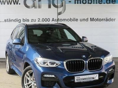 gebraucht BMW X3 xDrive20d M SPORT AT Navi Prof. HUD LED