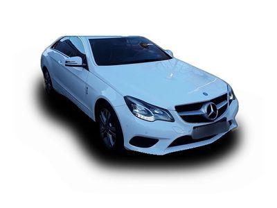 gebraucht Mercedes E200 2.0 LED Klima Sitzheizung Automatik AHK