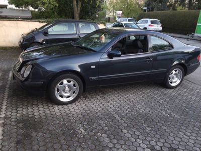 gebraucht Mercedes 230 TÜV NEU !CLK CoupeKompressor