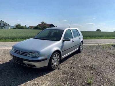 gebraucht VW Golf IV Lim. Edition-Klima-Euro4/62