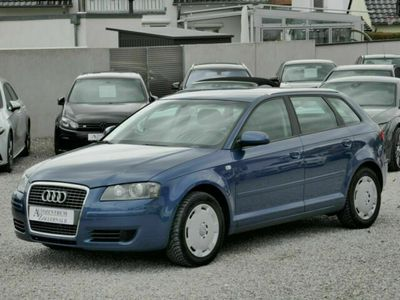 gebraucht Audi A3 Sportback S tronic 2.0 TFSI *XENON*TOP ZUSTAN