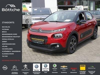 gebraucht Citroën C3 PureTech 110 S&S EAT6 Shine KLIMA PDC SHZ EU6