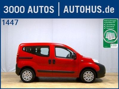 begagnad Peugeot Bipper Tepee 1.3 HDI Automatik Radio/CD Klima