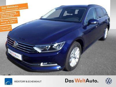 gebraucht VW Passat Variant 1.6 TDI Comfortline Navi
