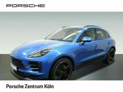 gebraucht Porsche Macan S Luft Pano StHeiz AbStRegel 21''Rad Dachrel uvm