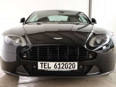gebraucht Aston Martin V8 Vantage N430 1.HAND KD NEU NEUES MODELL TOPPPPPPPP