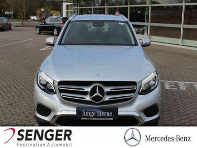 gebraucht Mercedes GLC220 d 4MATIC Navi+LED+PTS+E-Heckklappe+SHz I