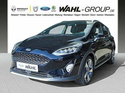 gebraucht Ford Fiesta 1,0L Active Plus, Sicherheits-Paket, Lenkrad beheizbar, Rückfahrkamera, LED