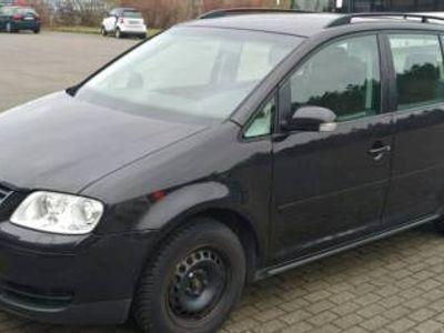 gebraucht VW Touran 1.Hand Klima+Tempomat TÜV 08/2020