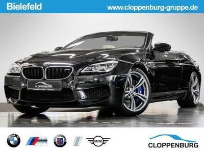 käytetty BMW M6 Cabriolet Head-Up LED el. Sitze Klimaaut. PDC