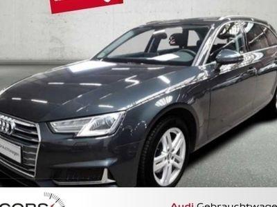 gebraucht Audi A4 35 TDI sport (EURO 6d-TEMP) MMI Navi Plus