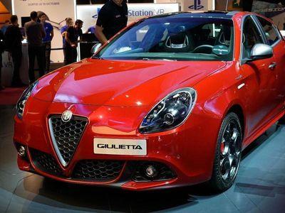 gebraucht Alfa Romeo Giulietta 1.4 TB 16V Sprint